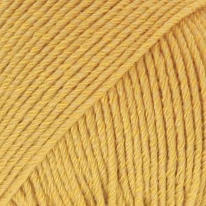 Cotton Merino Sennepsgul