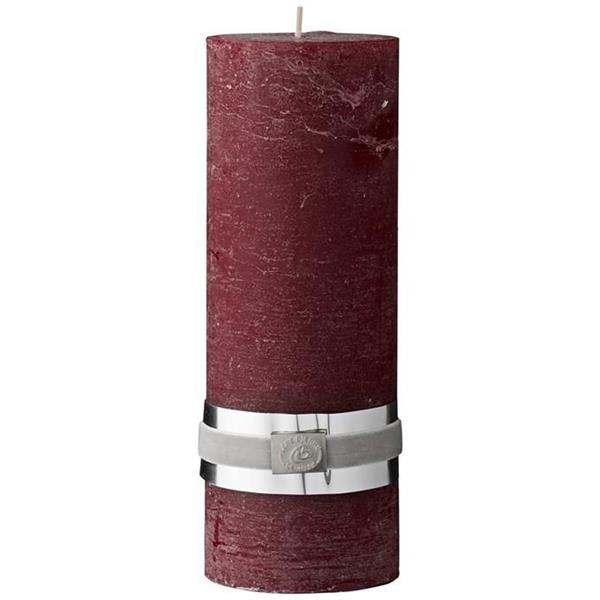 Lene Bjerre Rustic pillar candle pomegranate 20 cm