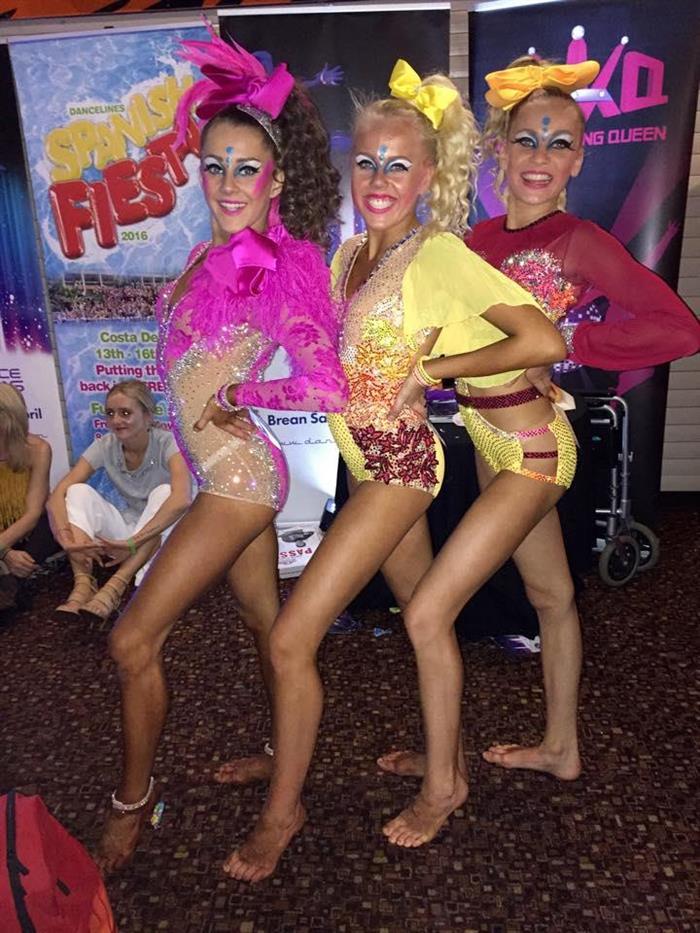 Dansefestival i Skottland
