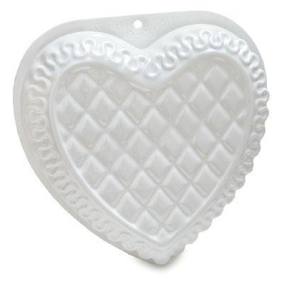 Pantastic Kakeform Dekorert Hjerte