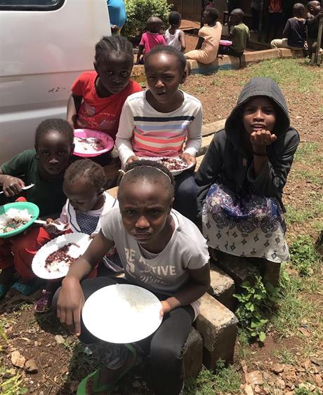 Kiberas barn behöver hjälp / Children of Kibera needs help