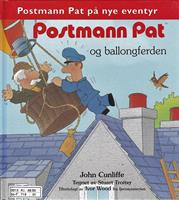 Postmann Pat og ballongferden
