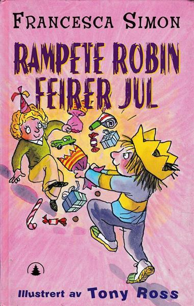 Rampete Robin feirer jul