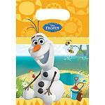Partypose Olaf 6stk