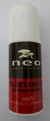 NEO Flåttjager for hund og katt 60 ml