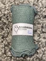 Smal sjal mossa Seawater (62) Mariedal design