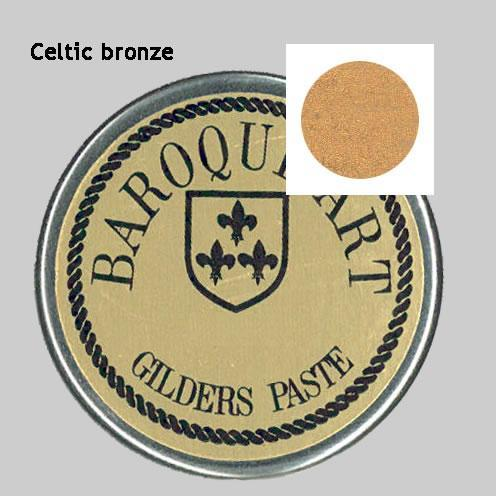 Gilders paste celtic bronze