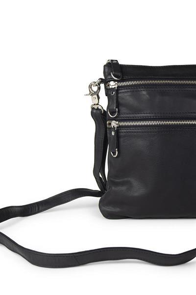 RE:DESIGNED Turku Bag, Black/Silver