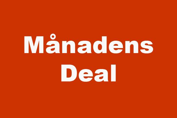 Månadens Deal