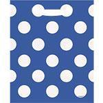 Partybag Dot Blå 8stk