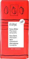Suklaalevy Vivani marsipaani amaretto 100 g, luomu