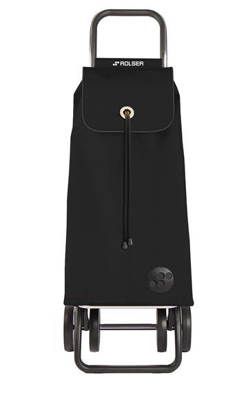 Shoppingvagn Rolser 2+2 Logic MF negro