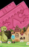 Silikonform Castle Slott