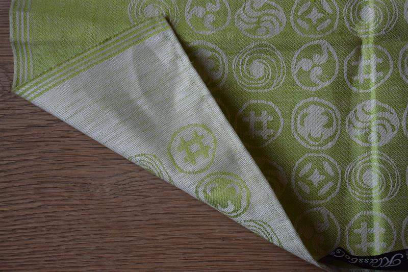 Karins Tecken grön