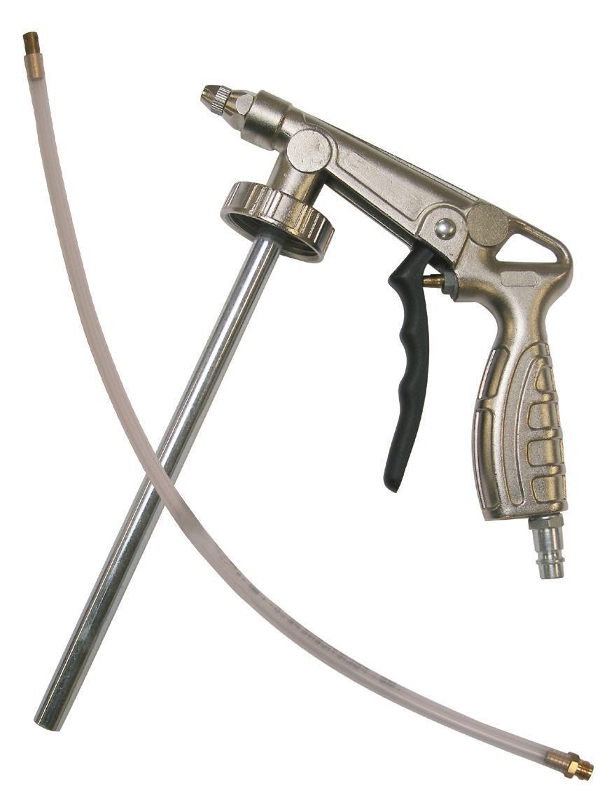 APRIL TILBUD Spraygun for Bodyshuts UBS/HV