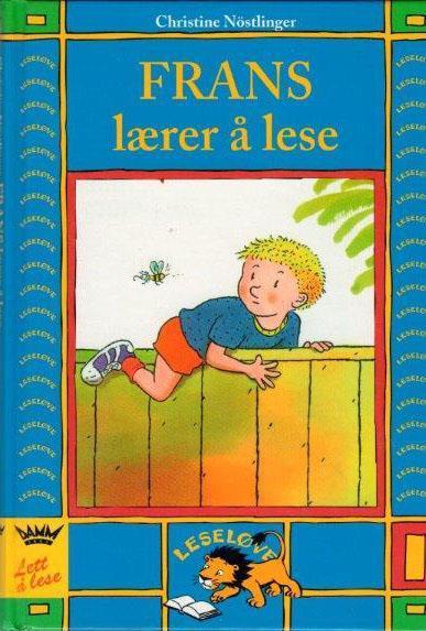 FRANS lærer å lese