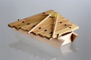 Auris xylofoni pentatoninen, puukielet