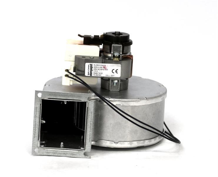 IWABO Fläkt Ziehl varvtalsstyrd  10-30 kW