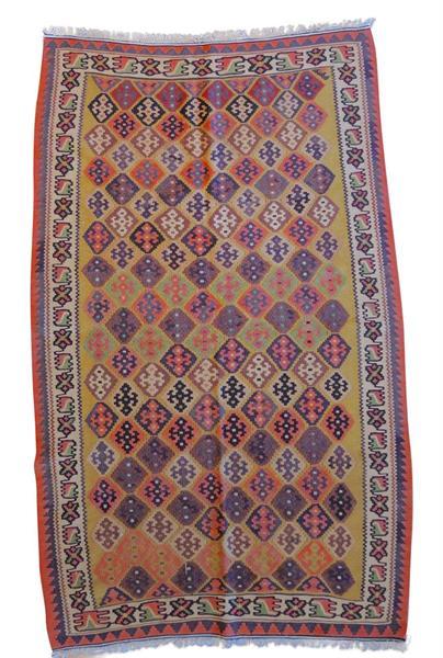 671 Anatolsk kelim 183 x 110