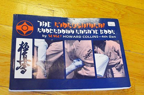 The Kyokushinkai Knockdown Karate Book (H.Collins)