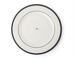 Lexington Dinner Plate Gray