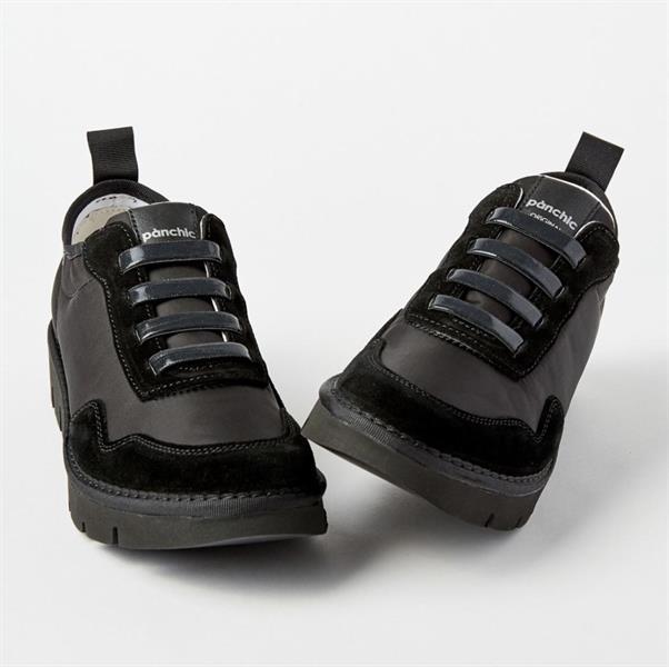 Panchic Sneakers, Total Black