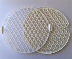 Lattice Cutting Circle