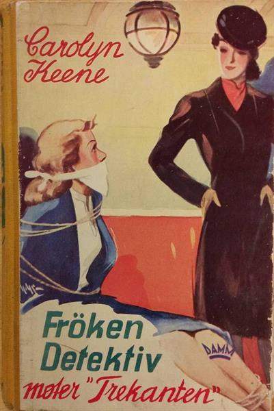 """Frøken Detektiv (#04) - møter """"Trekanten"""""""