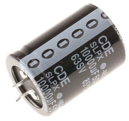 330uF 400V Snapp El.lytt 30*41