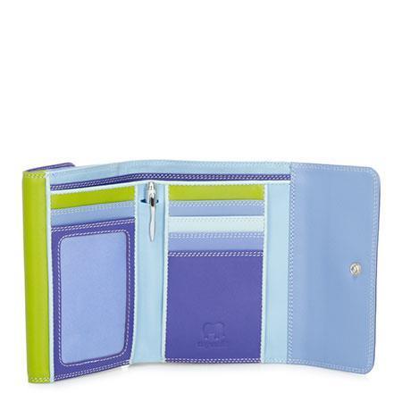 Plånbok M tredelad m lock nr.250 Lavender