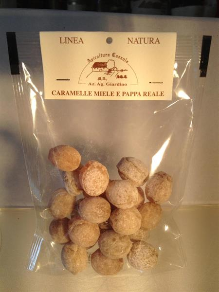 Caramelle Miele e Pappa Reale (Bid.) 100g