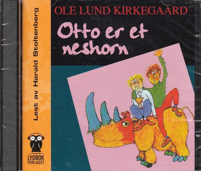 Otto er et nesehort (LYDBOK)
