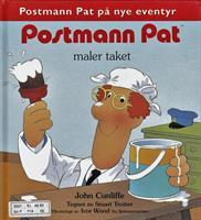 Postmann Pat maler taket