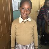 Mariakim in her school