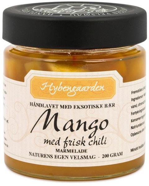 Mango Marmelade m/ Chili 200g
