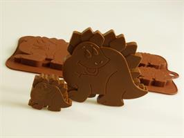 Silikonform Dinosaur