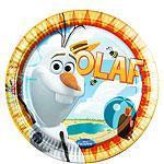Engangsfat Olaf 8stk