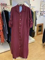 Storskjorta/klänning Joan rubino Reunion