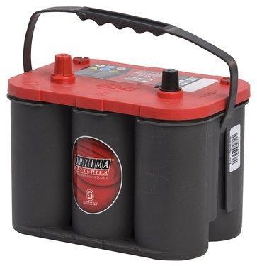 Optima Batteri Red Top