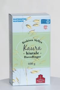 Gluteeniton kaurahiutale  600 g (ERÄPÄIVÄ TARJOUS)