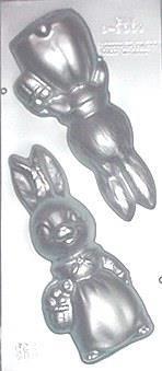 Plastform Kanin Dame 3D