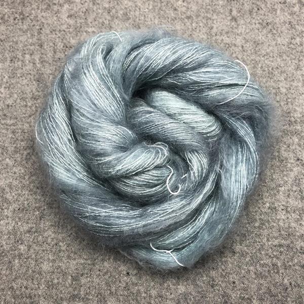 Silk Mohair Havsbris