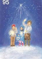 Hyvää Uutta Vuotta kortti