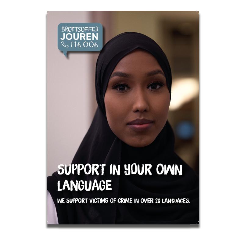 Stöd på eget språk