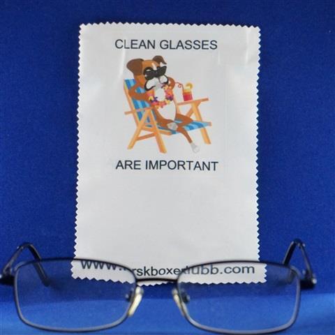 Pusseklut til briller
