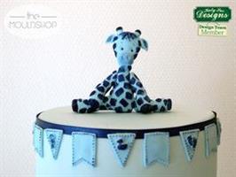 Silikonform Giraff KS