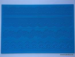 Lace Mønstermatte 14 Bordmotiver 4stk