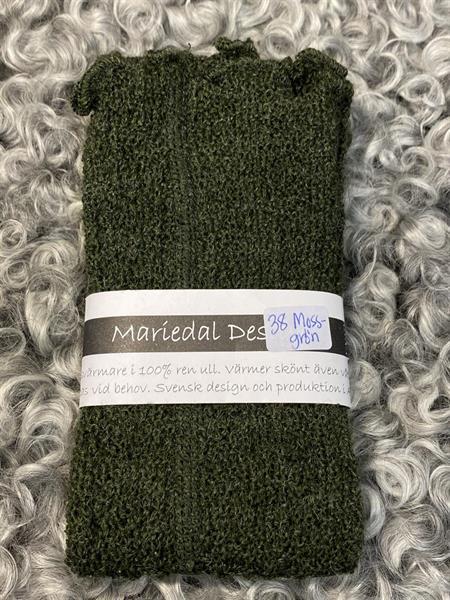 Pulsvärmare mossa Mossgrön (38) Mariedal design