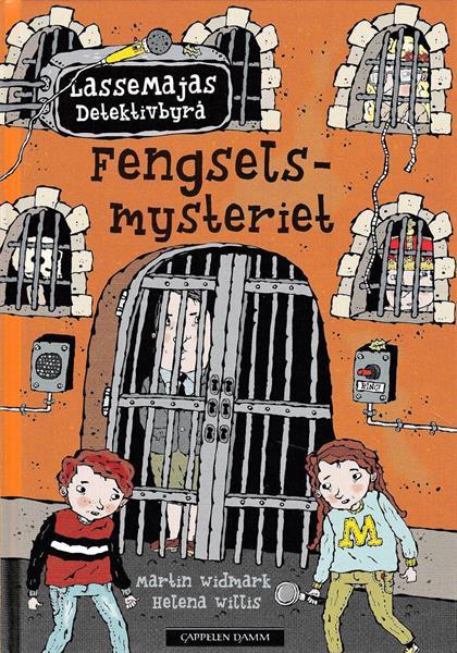 LasseMajas Detektivbyrå: Fengselsmysteriet