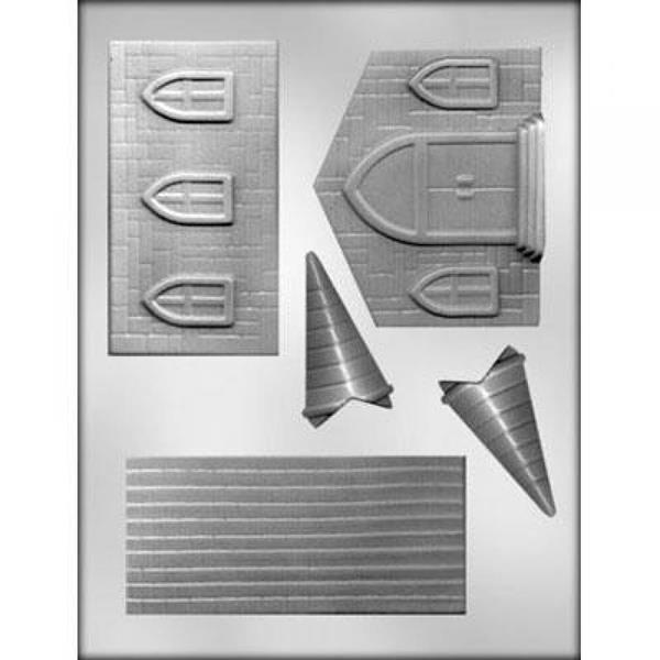 Plastform Kirke 3D
